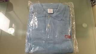 香港中巴長䄂 T shirt 工衣 中華汔車 CMB
