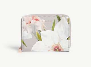 Ted Baker Vallie chatsworth small zipped purse