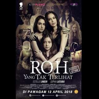 [Rent-A-Movie] MEREKA/ROH YANG TAK TERLIHAT (2017) [INDONESIAN]