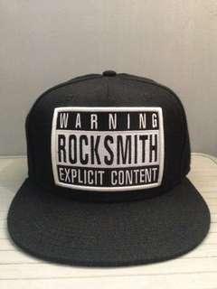 Rocksmith Explicit Content Snapback Hat