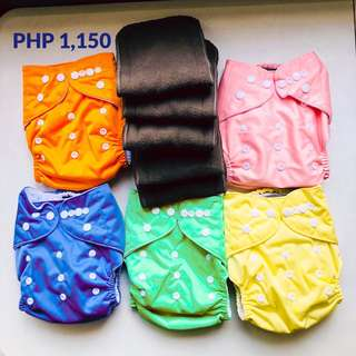 Sale - Naught Baby Cloth diaper