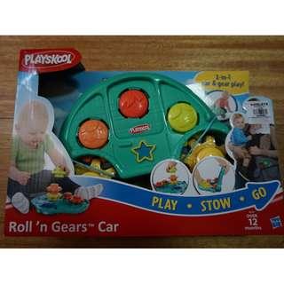 Playskool Roll n' Gears Car