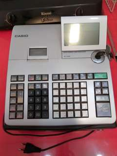 Mesin Kasir (Register Casio)