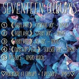 SEVENTEEN ALBUM