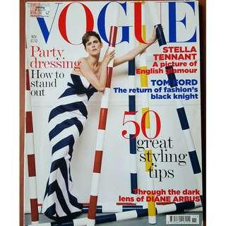 UK Vogue (Nov 2005)