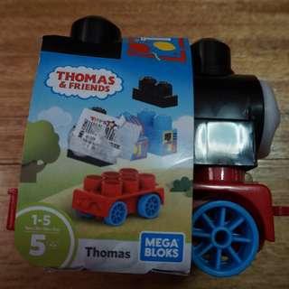 Mega Bloks Thomas and Friends Engine Toy