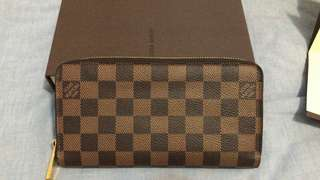LV Wallet Louis Vuitton 銀包