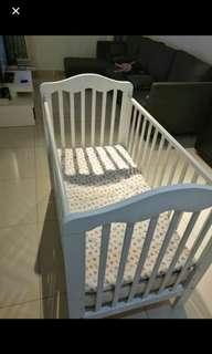 baby coat bed