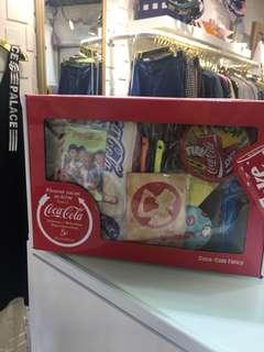 韓國制可口可樂文具套裝