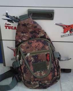 Tas sling back 802, tas slempang, tas army