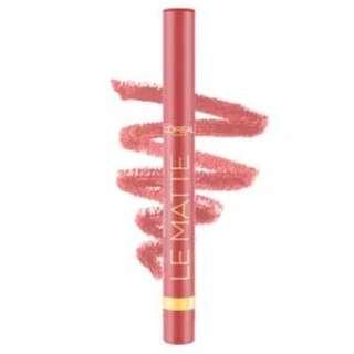 L'Oreal Paris Color Riche Le Matte Lip Pen - 102 She's So Matte (0.9gm)