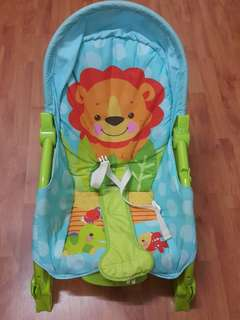 Preloved Fisher Price Baby - Toddler Rocker Chair