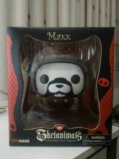 Skelanimals Maxx Toy Bulldog Vinyl Figure