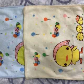 4pc Baby Face Towel