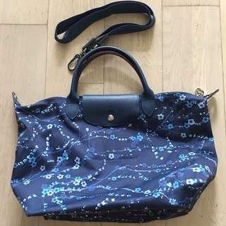 Longchamp 2way bag 手袋
