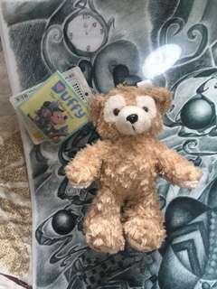 Duffy 熊13cm 吊飾 扣針