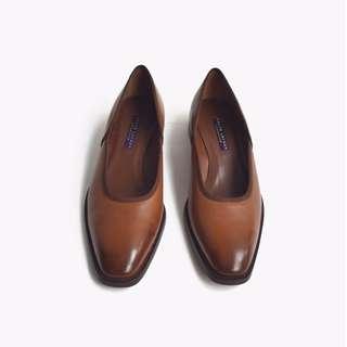 90s 義大利妳好溫柔皮鞋 | Ralph Lauren Loafers US 8B EUR 3839