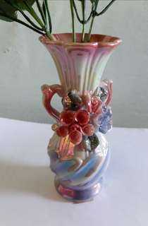 Pretty decorative Vase. Flowers not included