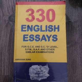 330 English Essays