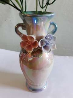 Lovely decorative Vase.flowers not included
