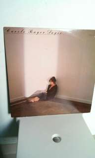 Vinyl Record - Carole Bayer Tager (English songs)