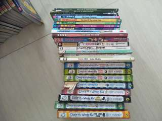 Comic and story book