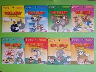 Tom & Jerry (8 DVD set)