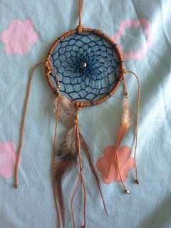 Handmade Dream Catcher Ombré brown