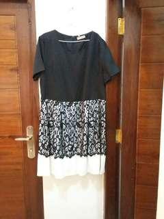 Dress Impor Big Size