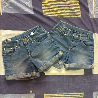 Buy1 Take1 Denim shorts