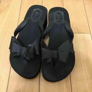 🚚 蝴蝶結海灘鞋