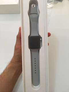 Apple Watch Series 3 38mm Silver GPS