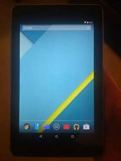 Google Nexus 7 (2012) 32gb Android tablet, great condition and battery