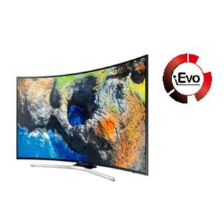 49INCH CURVE SMART TV