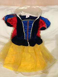 Pre-loved Custome Snow white