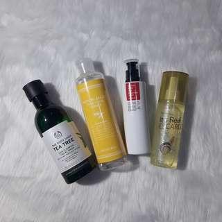 Skin cares