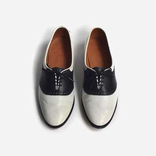 🚚 90s 美製爵士音樂皮鞋 | Allen Edmonds Saddle US 7B EUR 3637