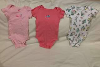 Pre-loved for onesies
