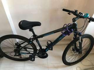 21 shimano speed mountain bike