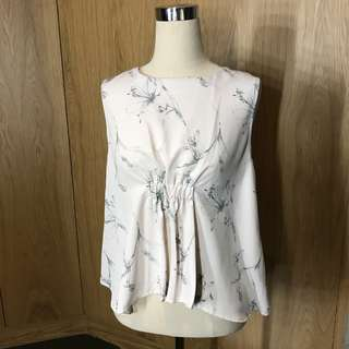LES RICHES - FLoral Top (Local Brand)