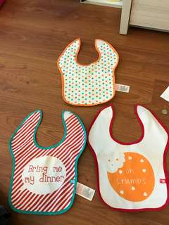 Baby Bibs (price for 3)