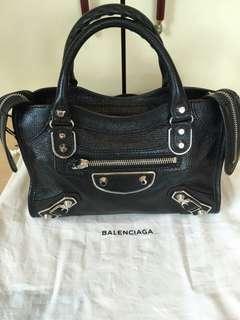 Balenciaga Bag黑色小號