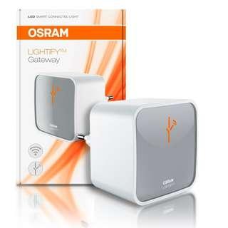OSRAM LIGHTIFY Gateway Home