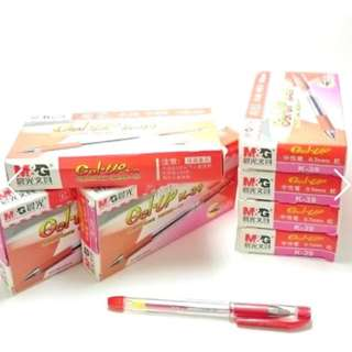 Teacher Red Pens Box of 12