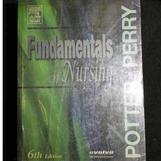 Fundamentals of Nursing (Textbook)
