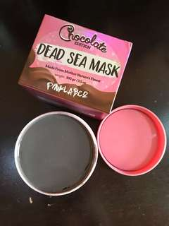 Dead Sea Mask Pinklab Chocolate Edition