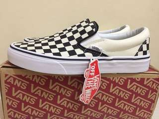 Vans Checkerboard (New)