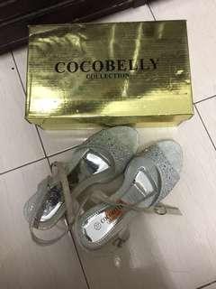 Wedding shoe cocobelly