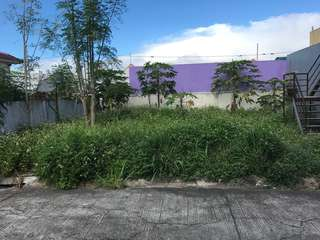 110 sqm Residential lot inside in an exlusive subdivision