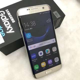 Samsung S7 edge. 32gb. Sliver